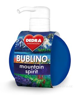 Bublino Mountain spirit